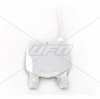 Number Frontal UFO KX 125 96/02 + KX 250 96/02 + KX 500 96/02 - Branco