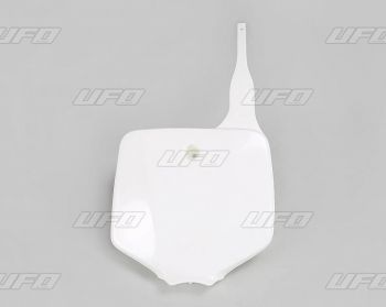 Number Frontal UFO KX 65 01/18 - Branco