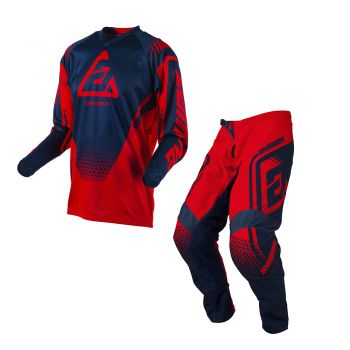Calça + Camisa Answer Syncron Drift Bright