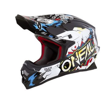 Capacete ONEAL 3Series Villain