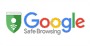 Certificado Google Safe Browsing