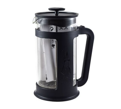 Prensa Francesa French Press Bialetti SMART PRETA 1L