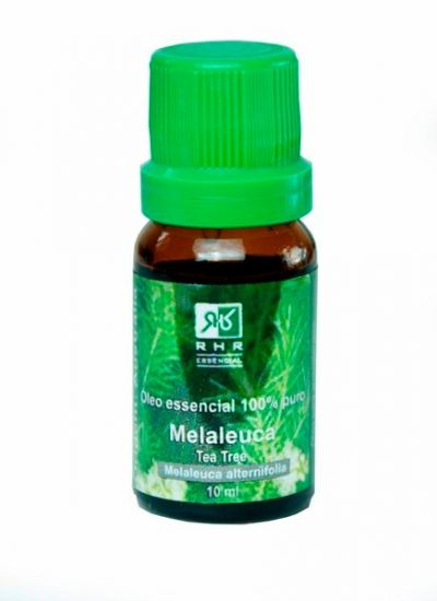 Óleo Essencial Tea Tree - Melaleuca 10ml