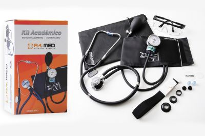 Kit Acadêmico Pamed Com Esteto Rappaport
