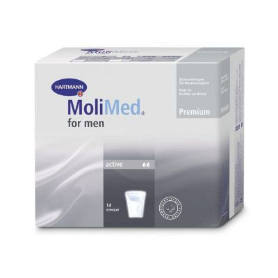 Absorvente Masculino Molimed Active