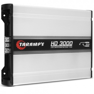 Modulo Amplificador Taramps Hd 3000 Rms Digital 2 Ohms 1 canal - HD3000 001