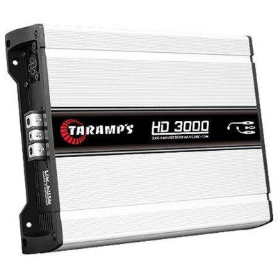 Modulo Amplificador Taramps Hd 3000 Rms Digital 2 Ohms 1 canal - HD3000 005