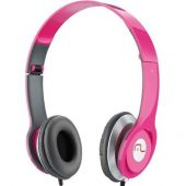 Fone De Ouvido Hot Beat Powerphone Rosa Multilaser Ph068