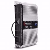 Fonte Automotiva Taramps Tef 15 Amp Voltimetro 220 Volts