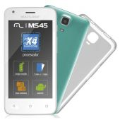 Celular Smartphone Multilaser Ms45 S Colors Branco 8gb Dual