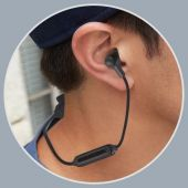 Fone De Ouvido Original Jbl E25bt Preto In Ear C/ Bluetooth  - foto 5
