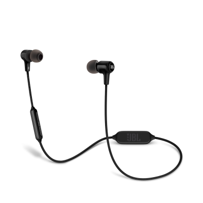 Fone De Ouvido Original Jbl E25bt Preto In Ear C/ Bluetooth  - foto principal 1
