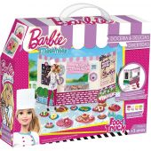 Barbie Massinha Food Truck Doceria E Delicias Fun Divertidas