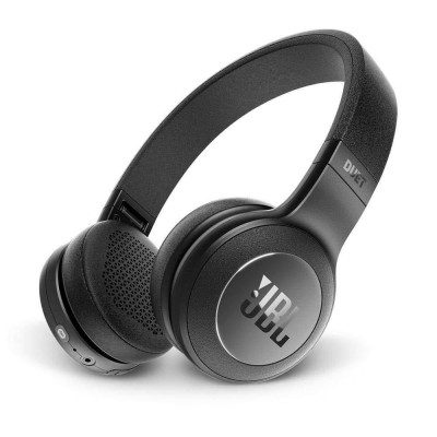 Fone De Ouvido Jbl Duet On Ear Bt Preto Bluetooth Original vpsom 2