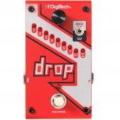 Pedaleira Pedal Digitech The Drop V01 Jbl The Drop V 01 Original