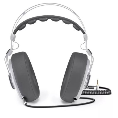 Fone De Ouvido Headphone Wired Large Branco Ph238 Pulse vpsom