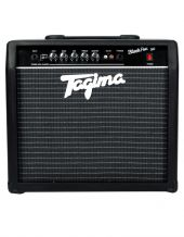 Amplificador De Guitarra Tagima Black Fox 50 Rms