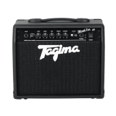 Amplificador De Guitarra Tagima Black Fox 20 Rms
