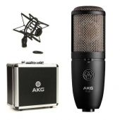 Microfone Akg P420 Condensador Perception P 420