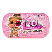 Mini Boneca Surpresa Lol Under Wraps Doll Surprise Serie 2