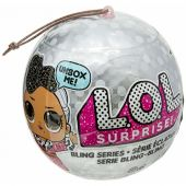 Mini Boneca Lol Surpresa Lol Surprise Bling Series Original