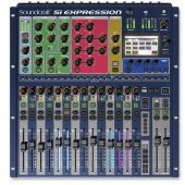 Mesa De Som Digital Si Expression 1 Soundcraft 16 Canais