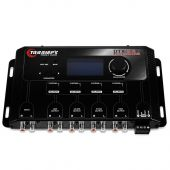 Crossover Taramps DTX 2.4s Digital 4 Vias Tela Display Lcd - DTX2.4  - foto 3
