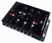 Crossover Digital Eletrônico Jfa X3 De 3 Vias Low - Mid - High
