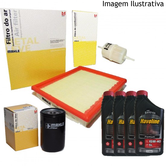 Kit Revisão Fiat Uno Mille Smart 2000/2002
