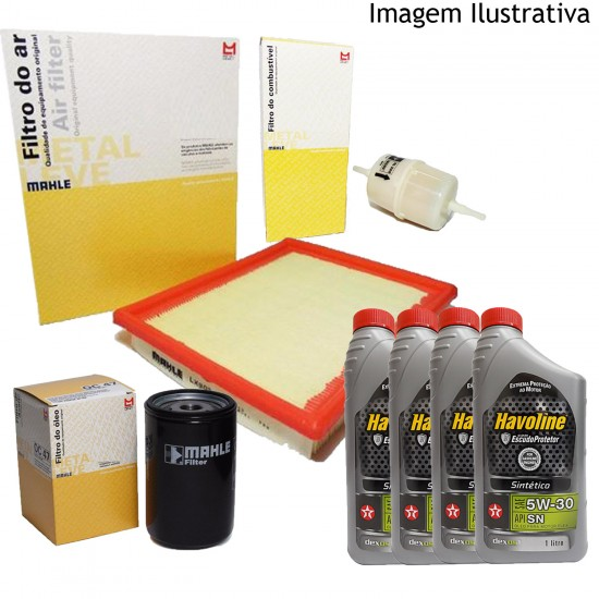 Kit Revisão Fiat Uno Novo Way Attractive Vivace Sporting 1.0 1.4 8V Flex 2010/