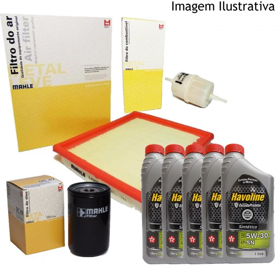 Kit Revisão Ford Focus 2.0 Duratec Flex 2010/