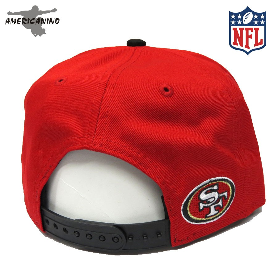 ... Boné NEW ERA SnapBack SAN FRANCISCO 49ERS. Please upgrade to full  version of Magic Zoom Plus™ be52fab0eb6