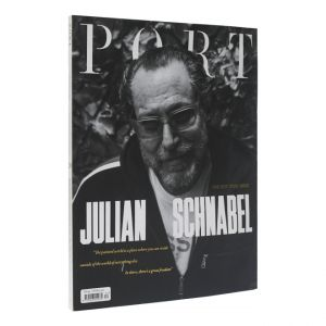 REVISTA PORT THE NEW YORK ISSUE JULIAN SCHNABEL