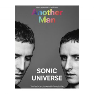 Another Man Sonic Universe Issue 24 Spring/Summer 2017