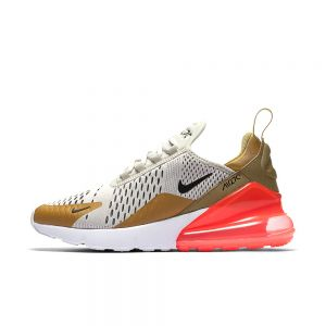 NIKE AIR MAX 270 FLIGHT GOLD