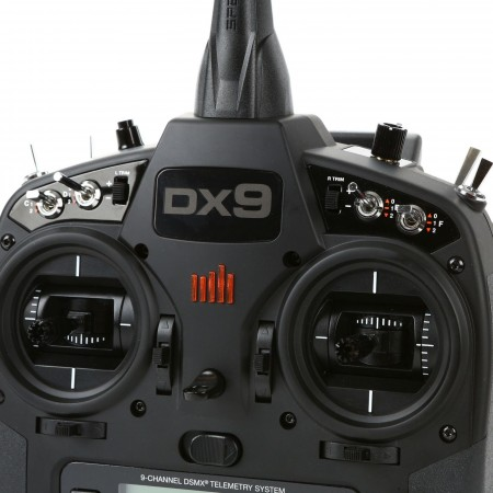 Radio Spektrum DX9 Black  - foto principal 8