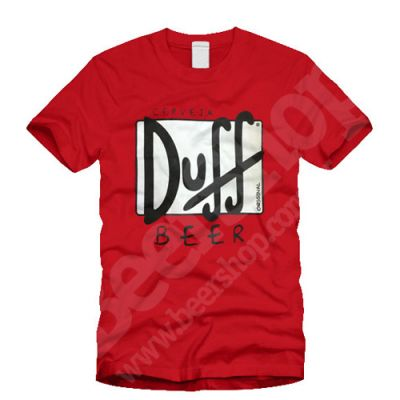 Camiseta Duff Original