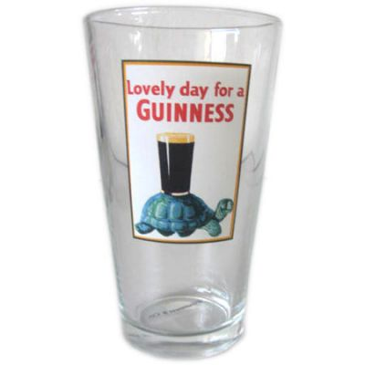 Copo guinness (turtle) Pint