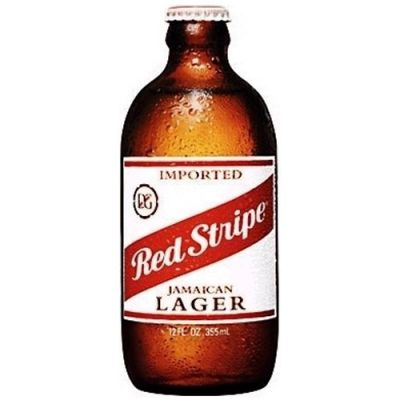Red Stripe Lager 330 ml  - foto 1