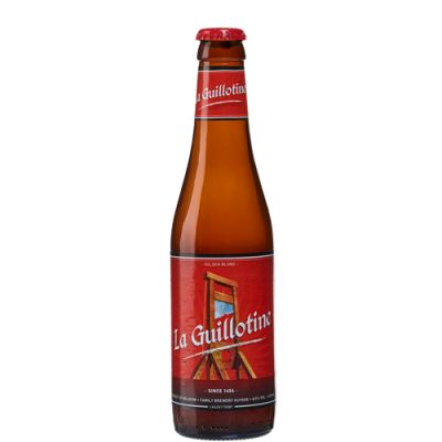 La Guillotine Strong Golden Ale 330 ml