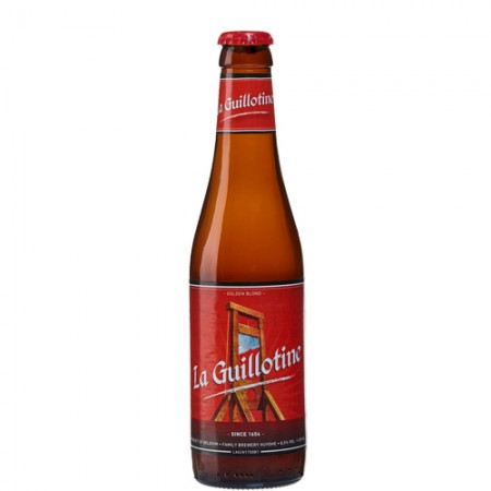 La Guillotine Strong Golden Ale 330 ml  - foto principal 1