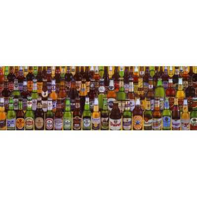 Poster Beers of the World (horizontal)