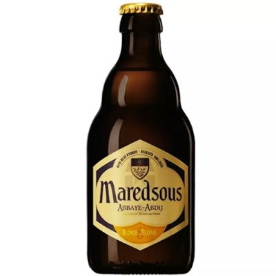 Maredsous 6 Blonde 330ml