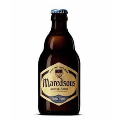 Maredsous 10 Triple 330ml  - foto 1