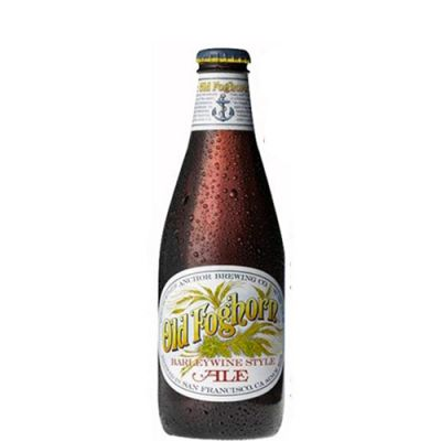 Anchor Old Foghorn Barley Wine 355 ml
