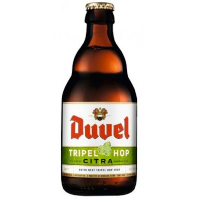 Duvel Tripel Hop Citra 330 ml  - foto 1