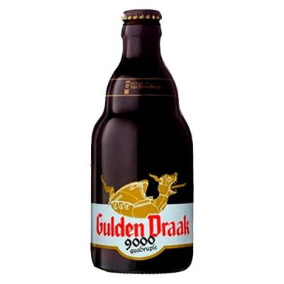 Gulden Draak 9000 Quadruple - 330 ml
