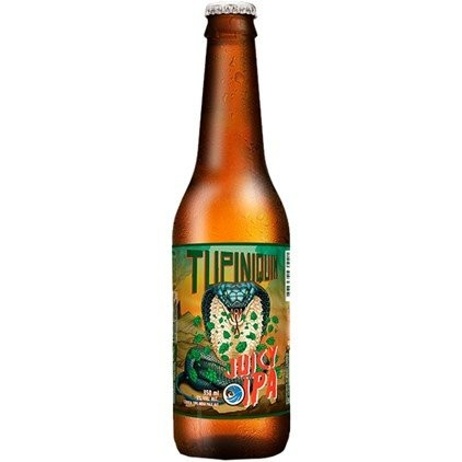 Tupiniquim Juicy IPA - 350 ml  - foto principal 1