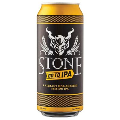 Stone Go To IPA Lata - 470 ml