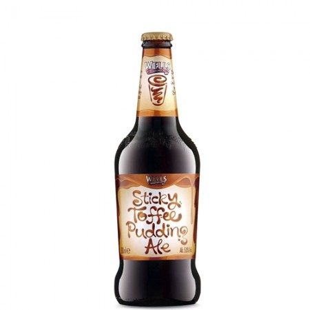 Wells Sticky Toffee Pudding Ale - 500 ml  - foto principal 1
